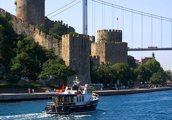 Half Day Morning Or Afternoon Bosphorus Tour Half Day