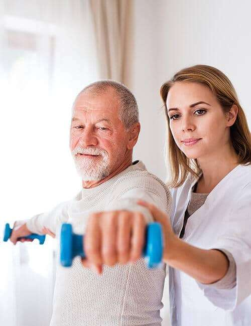 Our In-Home Physiotherapy Services