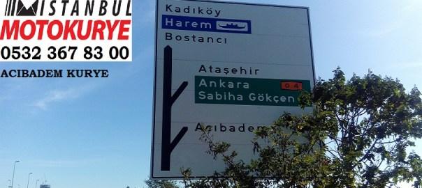 Acıbadem Kurye, İstanbulmotokurye.com