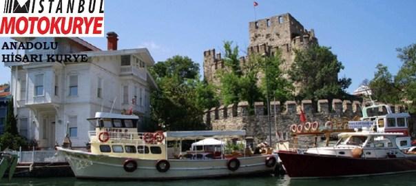 Anadolu Hisarı Kurye, İstanbulmotokurye.com