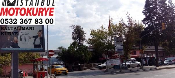 Baltalimanı Kurye, istanbulmotokurye.com