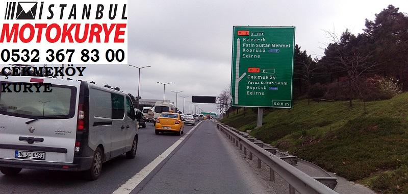Çekmeköy Kurye, istanbulmotokurye.com