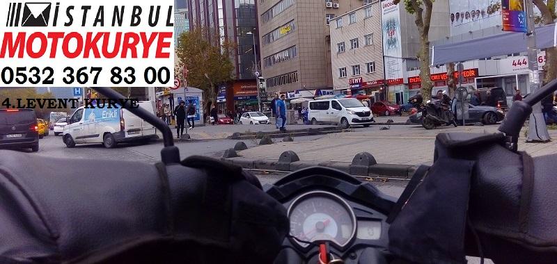 4. Levent Motorlu Kurye, istanbulmotokurye.com
