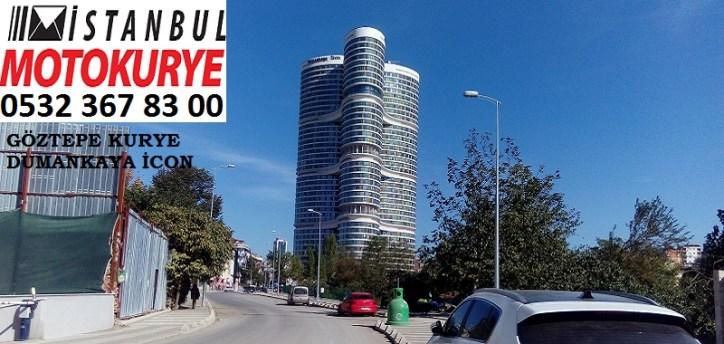 Göztepe Kurye, İstanbulmotokurye.com
