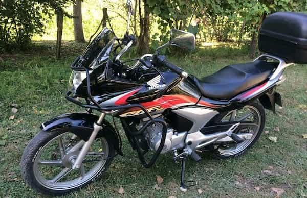 Honda Cbf 150 - 0555 278 23 30