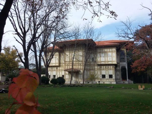 Das Palais Abdulmecid