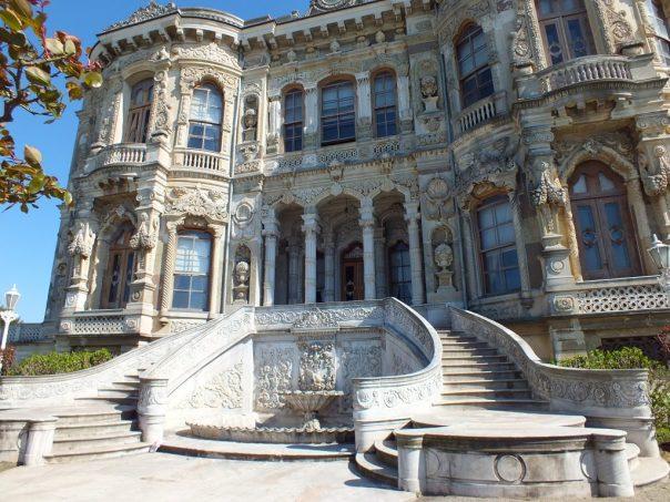 Osmanische Paläste