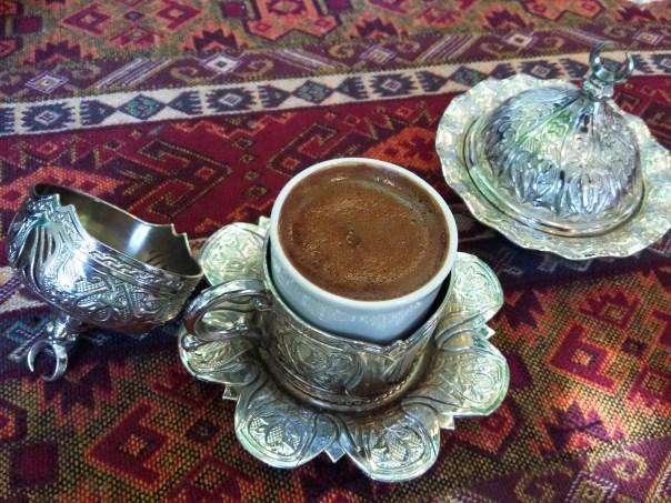 Der Türkischer Kaffee