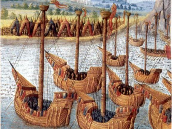 Konstantinopolis 1203