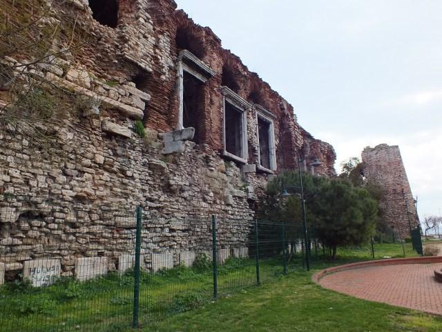 Bukoleon Palast Heute
