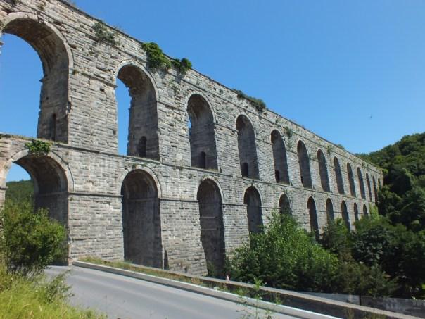 Egri Kemer Istanbuls Aquädukte