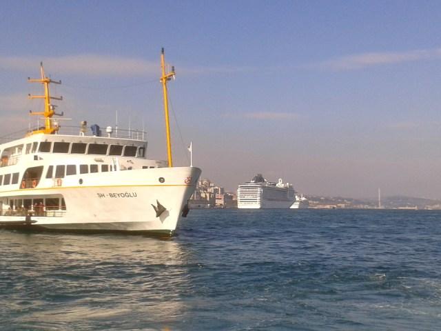Kreuzfahrten Istanbul