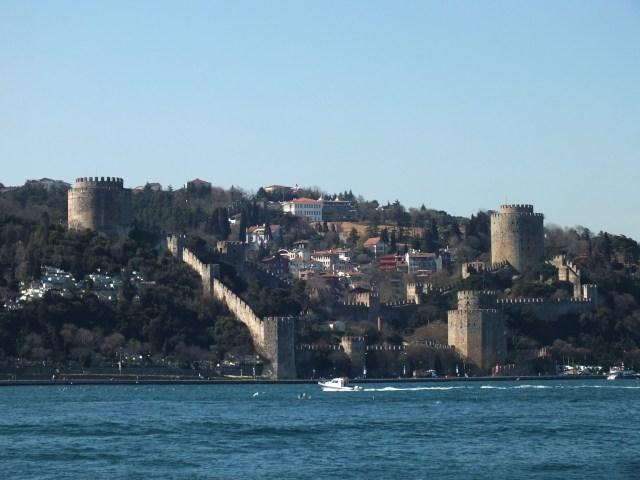 Die Rumeli Festung
