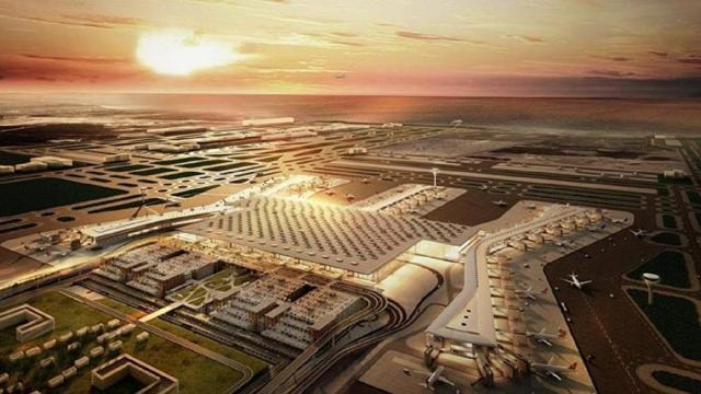 Istanbul Flughafen
