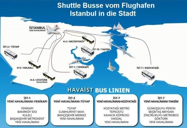 Shuttle Linien