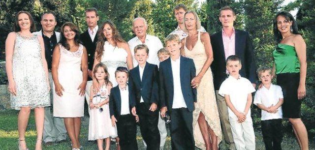 Familie Osmanoglu