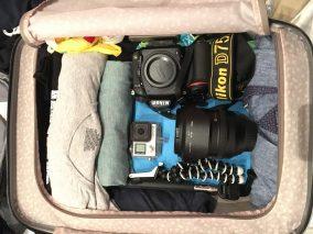 Borsa foto - 5 errori del fotografo in viaggio - macchina fotografica - istanti in viaggio