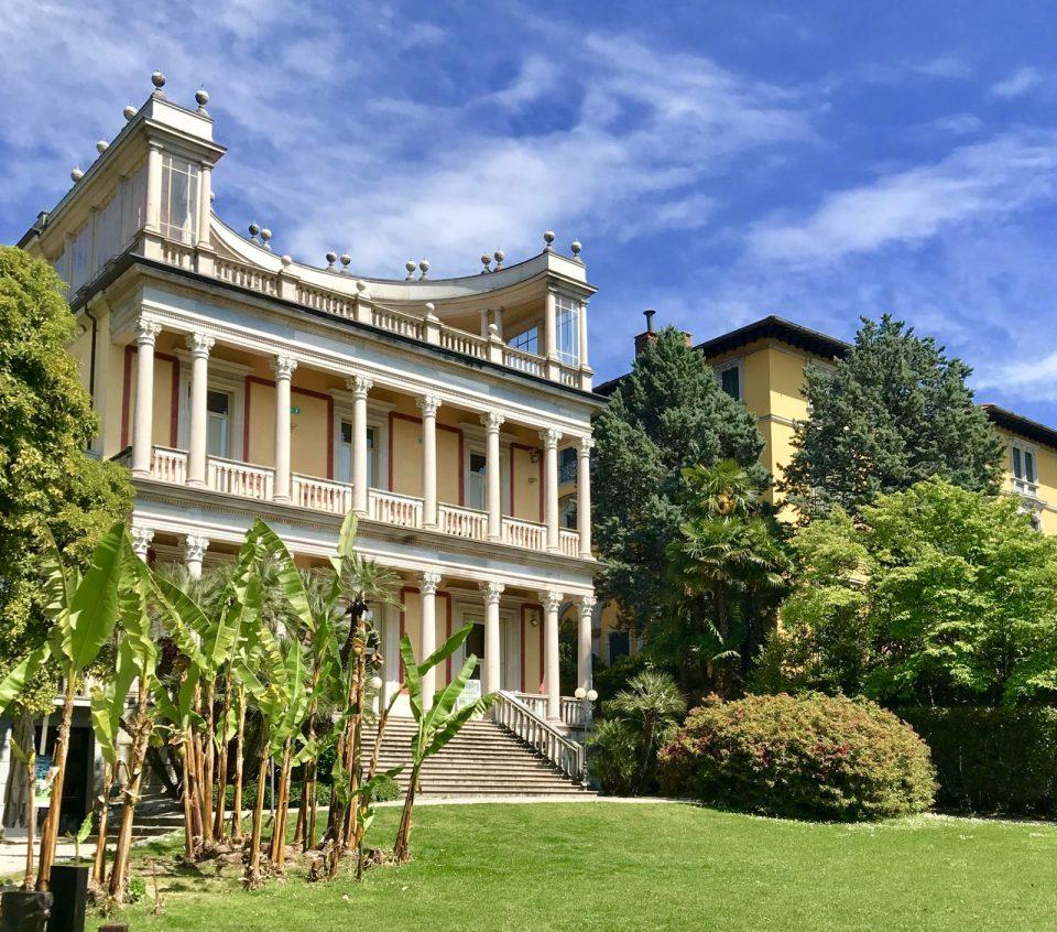 Villa Giulia - Ville di Verbania - Istanti in viaggio - Verbania - Lago Maggiore
