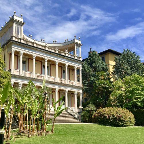 Villa Giulia, Ville di verbania, Verbania, Ville del Lago Maggiore, Istanti in viaggio