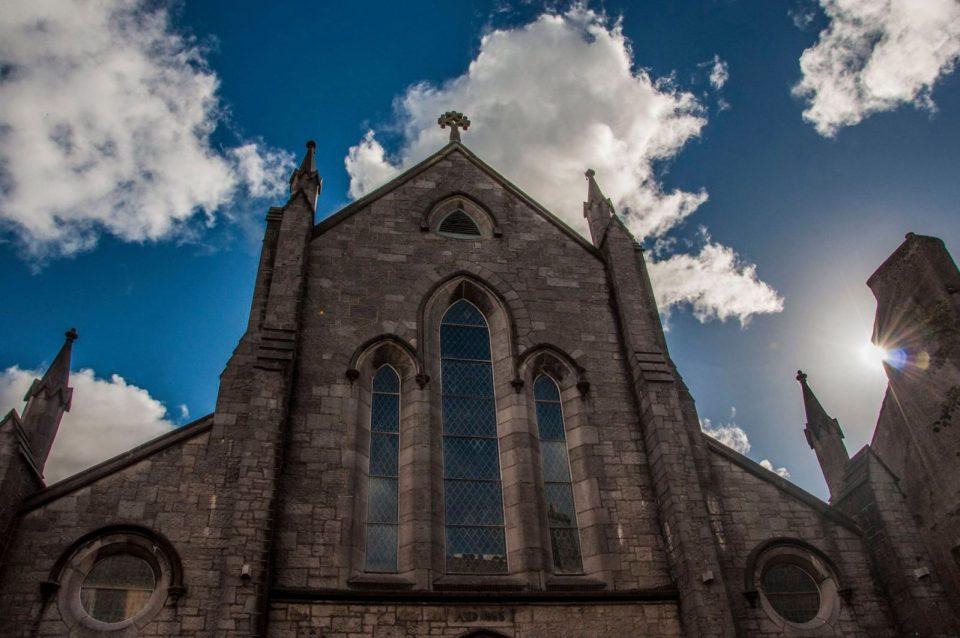 st. Patrick Cathedral - viaggiare in irlanda - on the road irlanda - istanti in viaggio