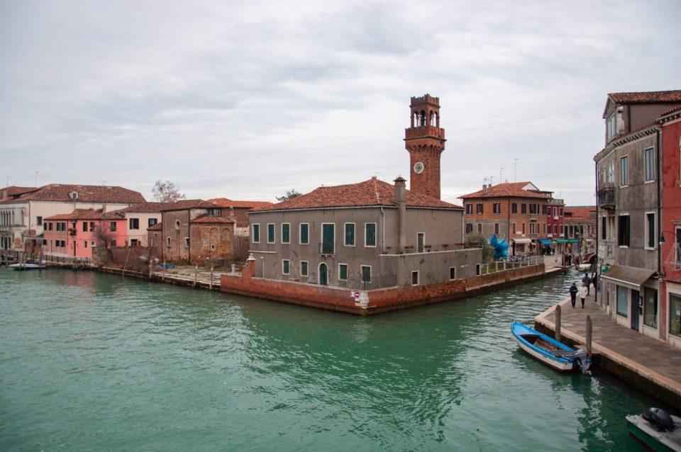 Murano - Venezia - Lunga esposizione venezia - due giorni a Venezia