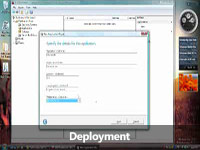 Deployment screencast