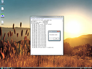 Windows Vista PI test