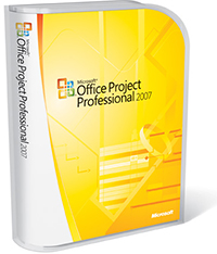 Project Professional 2007
