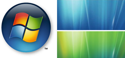Windows Vista primary branding