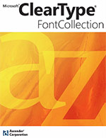 Microsoft ClearType Collection