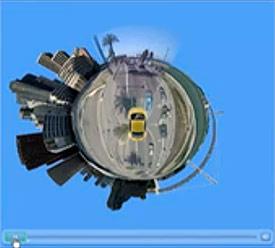 """Virtual Earth """"cute view"""""""