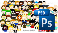 Mac vs PC PSD