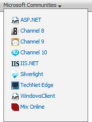 Microsoft communities list