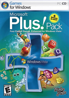 Microsoft Windows Vista Plus Pack (PC)
