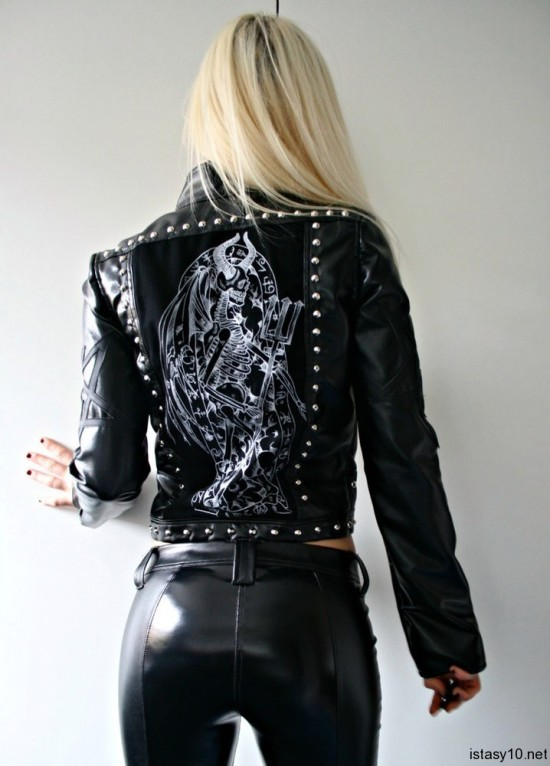 Portal Jacket Gothic Fashion istasy10net