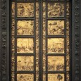 Lorenzo Ghiberti, Gates of Paradise (East Doors) for the Baptistery of San Giovanni (Florence, Italy)