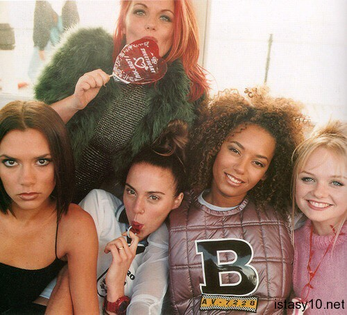 Spice Girls istasy10net