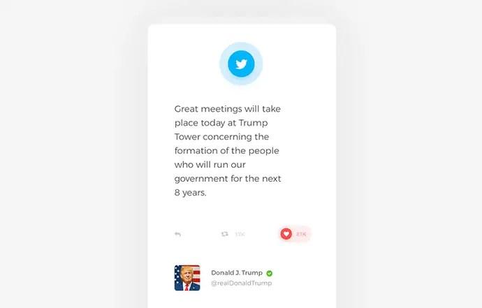 fake tweet generator