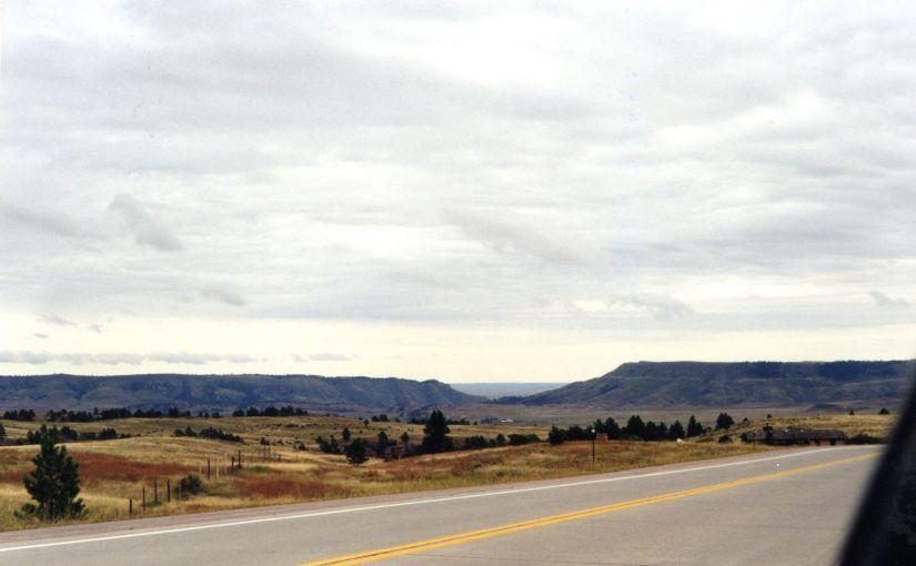 The Black Hills Stephen Evans border=
