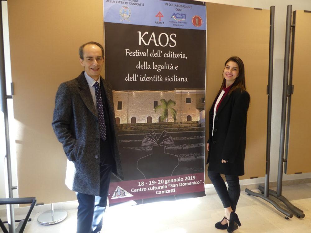 Un Kaos straordinario. A Canicattì la tre giorni dell'editoria e dell'identità siciliana