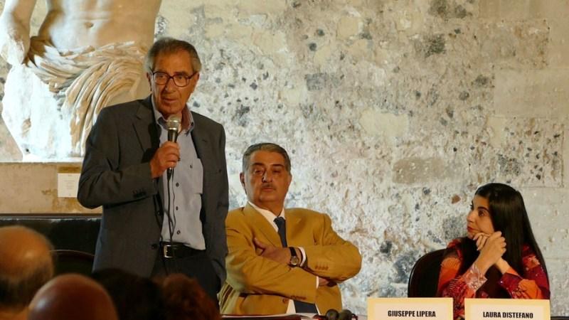 """Il 7 giugno abbiamo presentato ufficialmente il libro """"I Falchi nella Catania fuorilegge"""" di Pino Vono. Articolo foto e video integrale"""