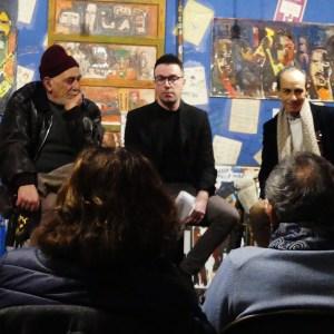Il 12 gennaio al FAB con Nunzio Papotto abbiamo presentato Paolo Alessandro D'Angelo