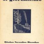 Il Giornalismo - Ottobre Novembre Dicembre - XVIII