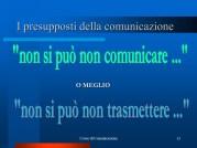 """Fattorello - Corso di Comunicazione: """"Capire e Farsi Capire"""""""