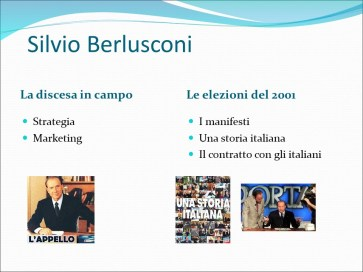 Istituto Fattorello - Spettacolarizzazione e personalizzazione della comunicazione politica 09
