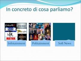 Istituto Fattorello - Spettacolarizzazione e personalizzazione della comunicazione politica 10