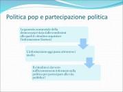 Istituto Fattorello - Spettacolarizzazione e personalizzazione della comunicazione politica 13