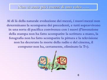 Istituto Fattorello - Comandamenti sui Mezzi