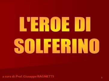 Istituto Fattorello - L'Eroe di Solferino