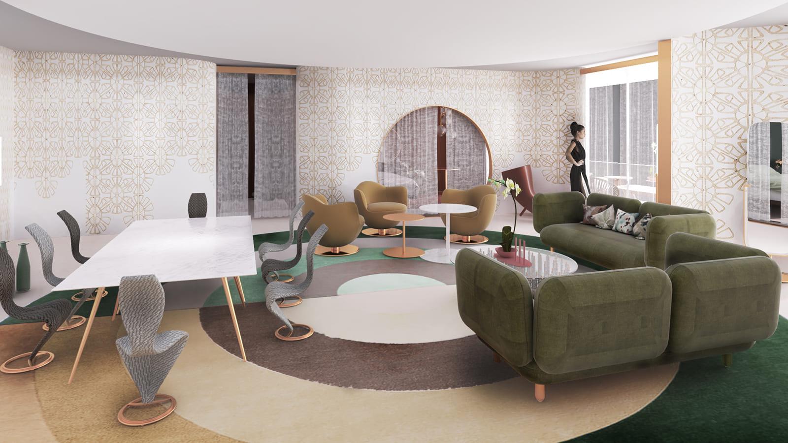 Saved by marzia filatrella architetto. Contemporary Interior Design Interior Design Design Courses Istituto Marangoni